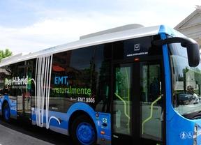 Los autobuses incorporarán máquinas adaptadas a los discapacitados para validar billetes