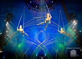 Cirque du Soleil regresa con 'Amaluna', un homenaje a la mujer