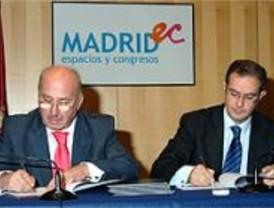 Madrid Espacios y Congresos cede material informático a varias asociaciones de Barajas