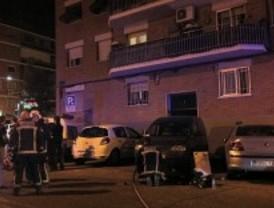 Muere un hombre de 53 años al incendiarse su vivienda en Coslada