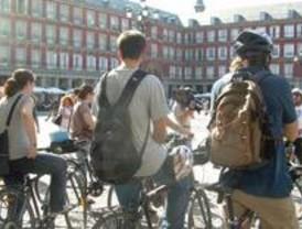 Nueva ruta para descubir las zonas verdes de Madrid en bicicleta