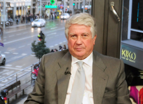 Arturo Fernández abandona la administración del Grupo Arturo Cantoblanco