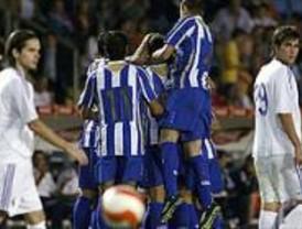 El Real Madrid de las dudas pierde el Teresa Herrera