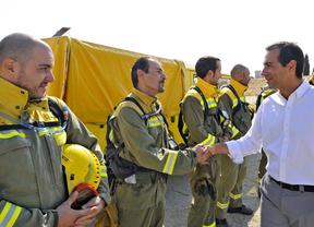 243 incendios registrados este verano en la región