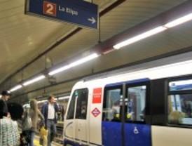 La línea 2 de Metro cerrará a media noche durante dos meses por obras