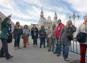 Cae un 6,9% el turismo en Madrid
