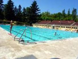 Cerrada la piscina de adultos de la Concepción ante el riesgo de hundimiento del vaso