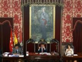 Pleno tedio (del Ayuntamiento de Madrid)