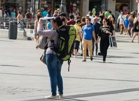 2,1 millones de turistas extranjeros visitaron la región entre enero y mayo