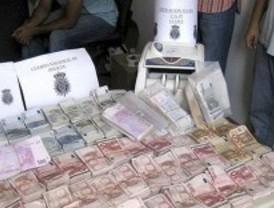 Detenidos por blanquear más de 400.000 euros