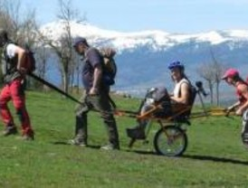 En Lozoya se está construyendo un Centro de Turismo Deportivo para Discapacitados