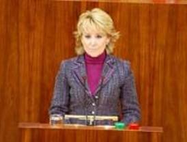 Aguirre expondrá este lunes su programa de gobierno en la Asamblea