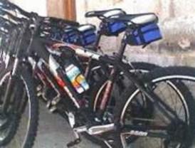 Ambite alquila bicicletas para recorrer el municipio y los alrededores