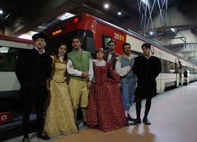 El Tren de Cervantes inicia este sábado su nueva temporada