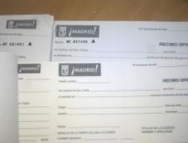 Peligro de fraude con los talonarios de taxi