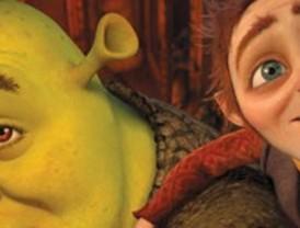 El ogro Shrek finaliza su historia