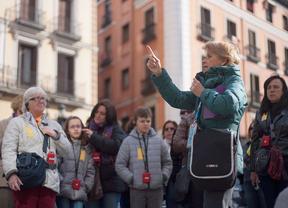 Los turistas extranjeros gastaron 4.981 millones en Madrid en 2013