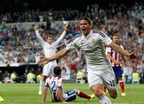El Atleti saca al Madrid un empate esperanzador para la vuelta