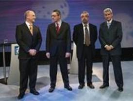 Los candidatos ponen nota al debate televisivo
