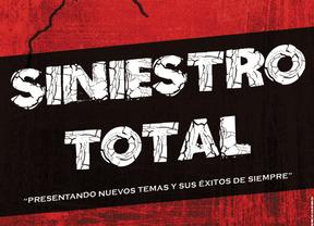 Cartel del concierto de Siniestro Total en Madrid