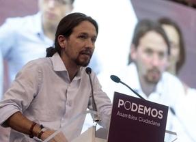 Pablo Iglesias ha cerrado el último acto de 'Claro que Podemos Comunidad de Madrid'