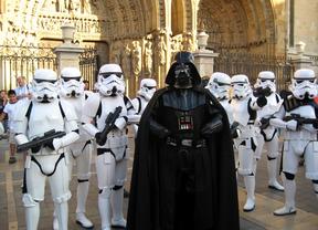 Los juguetes de Star Wars invaden el centro comercial Arturo Soria