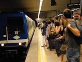 Servicios mínimos de Metro y EMT