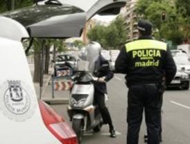 La Policía Municipal detiene a 383 conductores bebidos en octubre, 100 más que en septiembre