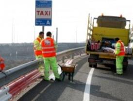 La Comunidad duplicó el número de barreras para proteger a motoristas