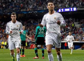 El Real Madrid cae ante el Manchester United en el estreno de Cristiano
