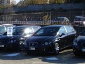 Desarticulada una banda de delincuentes dedicada al tráfico ilícito de vehículos