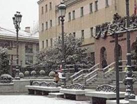 El Ayuntamiento de Pozuelo de Alarcón actúa ante la nevada