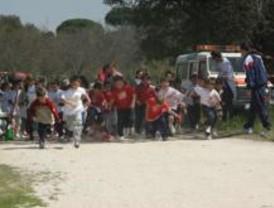 Arranca la Semana Deportiva Escolar de Boadilla