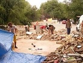 Acampada en Puerta de Hierro para evitar posibles derribos
