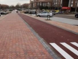 Tres Cantos estrena la avenida de Viñuelas con más de 40 plazas de aparcamiento
