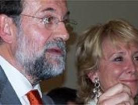 Esperanza Aguirre: 'Estoy en la política pese a ser mujer y liberal'