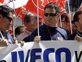 Iveco espera un acuerdo sobre el ERE esta semana