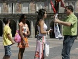 Una PDA de alquiler guiará a los turistas