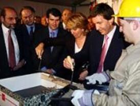 Comienza la construcción del Palacio de Justicia de Alcalá de Henares