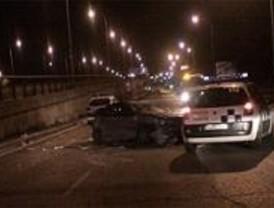 Un policía muere tras colisionar en una persecución