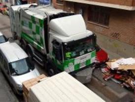 La tasa de basura se paga este año en Madrid sin recibo