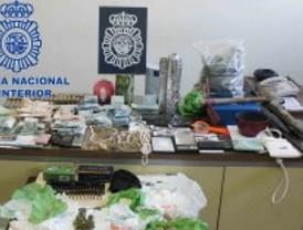 Desarticulado un clan en la Cañada Real dedicado al tráfico de drogas