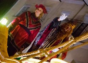 Los Reyes Magos de Moratalaz desfilarán este domingo
