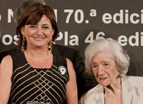 Carmen Amoraga gana el premio Nadal