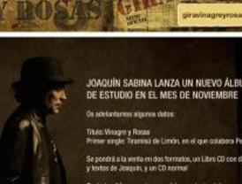 Este lunes se ponen a la venta entradas para el concierto de Sabina