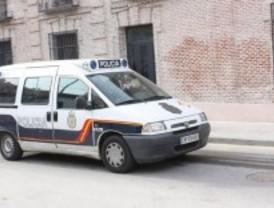 Detenidos cuatro hombres por robos en 11 bancos de toda España