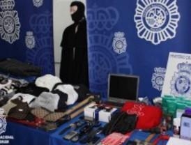 Detenidos dos hombres por diversos robos en la 'Milla de oro' madrileña