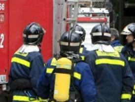 Intoxicadas dos personas en una fuga de gas en Galapagar