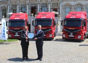 Iveco vende en Turquia 200 camiones