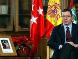 Gallardón agradece la 'comprensión y solidaridad' de madrileños durante las obras
